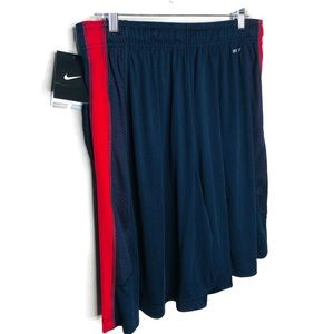 Nike men's training/running shorts.  Size Xl N.W.T